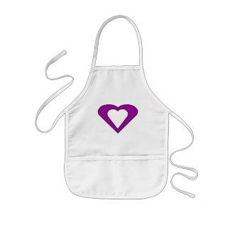 Love Hearts Kids' Apron