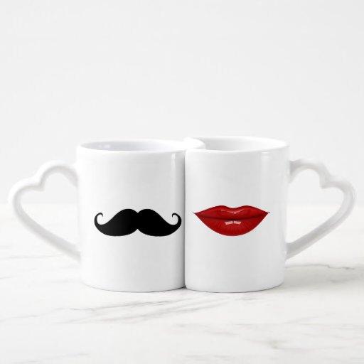 Love Hearts Wedding Shower Peace Sunset Couples Mug