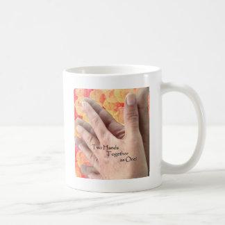 Love held with Hands! Coffee Mug
