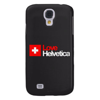 Love Helvetica iPhone 3G Samsung Galaxy S4 Case