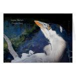 Love Heron From You: Card