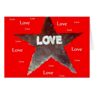 Love - Holiday Card