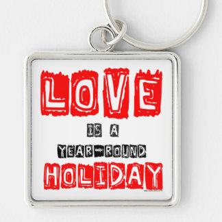 Love Holiday Keychain