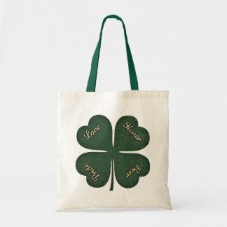 Love, Honor, Pride, Beer Tote Bag