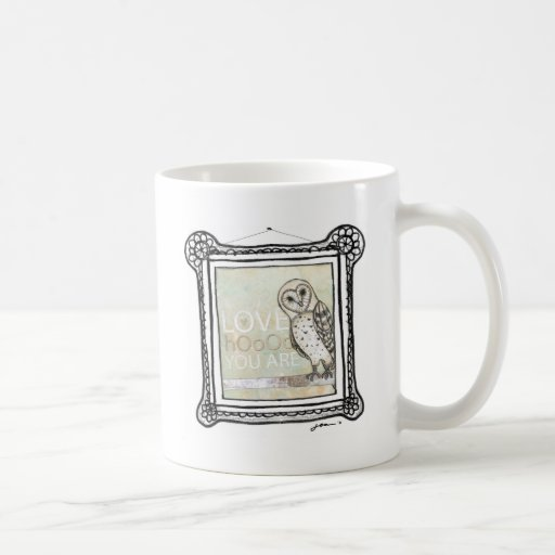 love hoo coffee mugs