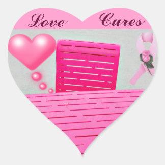 Love & Hope_ Heart Sticker
