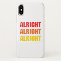 Love Hope Support Childhood Cancer Awareness iPhone X Case