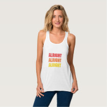 Love Hope Support Childhood Cancer Awareness Tank Top