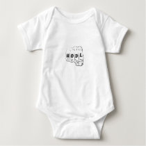 Love Hope Support Sarcoma Awareness Baby Bodysuit