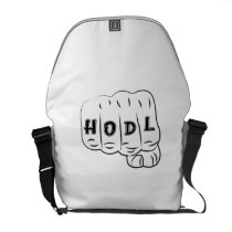 Love Hope Support Sarcoma Awareness Courier Bag