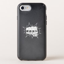 Love Hope Support Sarcoma Awareness Speck iPhone Case