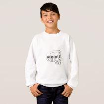 Love Hope Support Sarcoma Awareness Sweatshirt