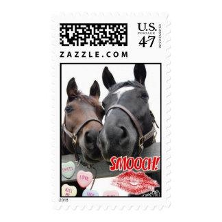Love Horses Postage