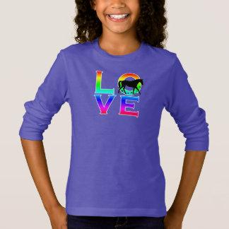 LOVE: Horses T-Shirt