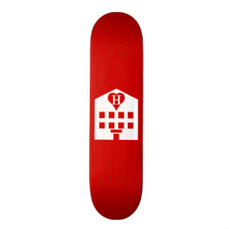 Love Hotel Japanese Emoji Skateboard Deck