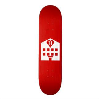 Love Hotel Japanese Emoji Skateboard Deck