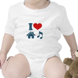 Love House Music T-shirts