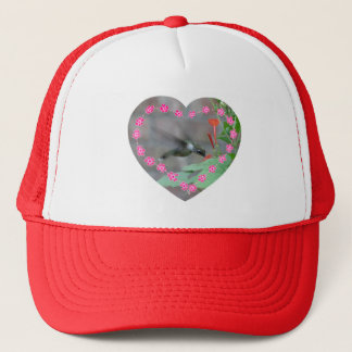 Love Hummingbirds Trucker Hat
