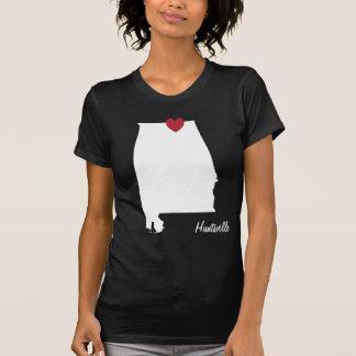 Love Huntsville Alabama Shirt