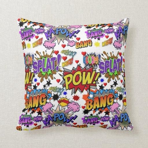 Love Hurts American MoJo Pillows