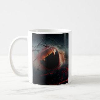 Love Hurts, Bloody Vampire Bite Coffee Mug