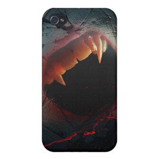Love Hurts, Bloody Vampire Bite iPhone 4/4S Cases