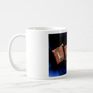 """Love Hurts"" Coffee Mug"