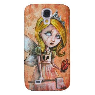 Love Hurts Dark Valentines Undead Princess Samsung Galaxy S4 Cases
