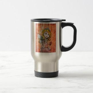 Love Hurts Dark Valentines Undead Princess Coffee Mugs