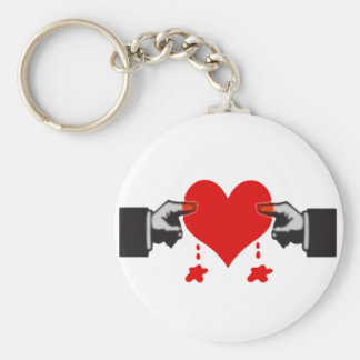 Love Hurts Keychain