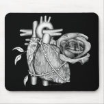 Love Hurts Mouse Pads