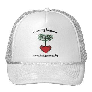 Love Husband Trucker Hat