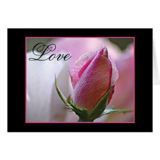 Love - I Corinthians 13:13 Card
