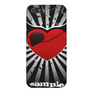 Love i cover for iPhone SE/5/5s