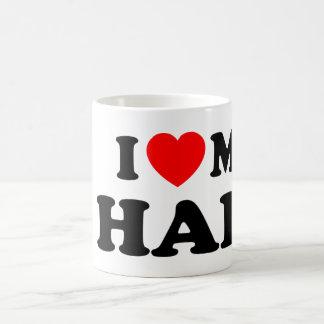 Love I heart My Half Mugs