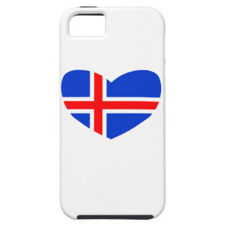 Love Iceland iPhone 5 Cover