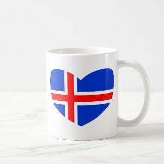 Love Iceland Coffee Mug