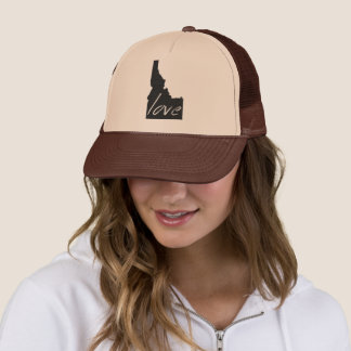 Love Idaho Trucker Hat