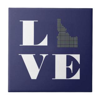 Love Idaho V4 Tile