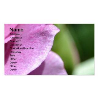 Love II Business Card Template