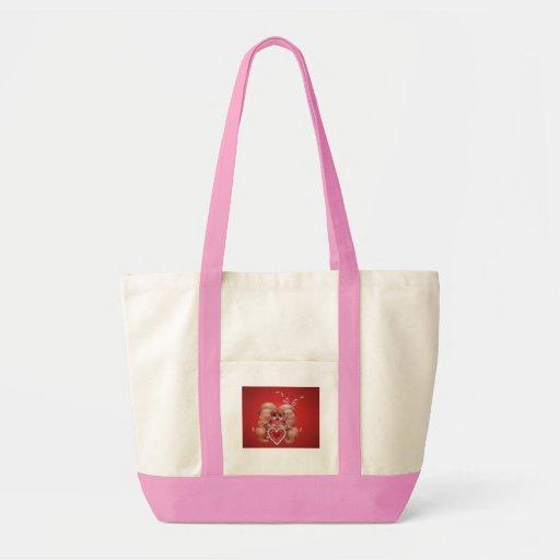 love impulse tote bag
