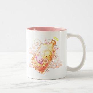 Love in a Bottle Mug mug