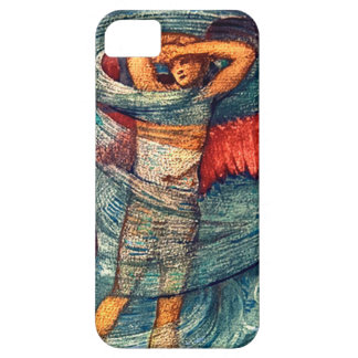 Love in a Mist by Burne-Jones iPhone SE/5/5s Case