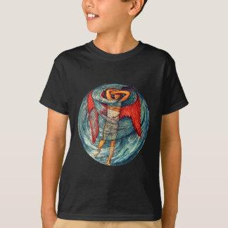 Love in a Mist by Burne-Jones T-Shirt