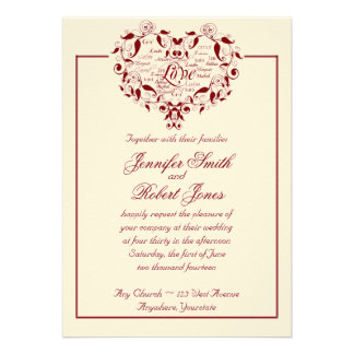 Wedding Invitations In Spanish And English as best invitation ideas