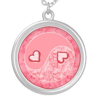 Love in Balance Yin Yang Necklace