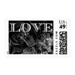 Love In Bloom C by Ceci New York Postage Stamp