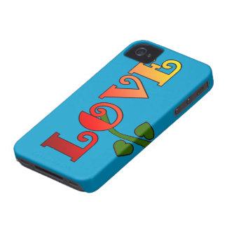 Love in Bloom iPhone 4 Case