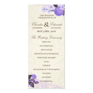 Love in Bloom – Lace & Burlap Card