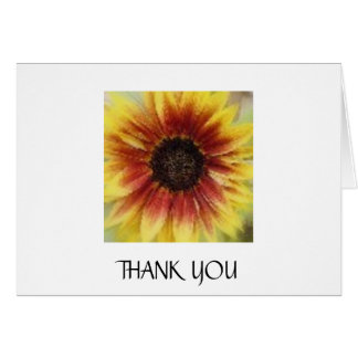 Love in Bloom-Thank You Card